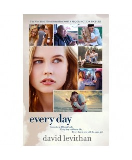 Every Day Movie Tie-In Edition
