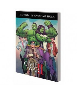 The Totally Awesome Hulk Vol. 2: Civil War II (The Totally Awesome Hulk (2016))
