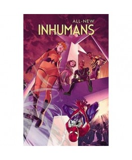 All-New Inhumans Vol. 2: Skyspears