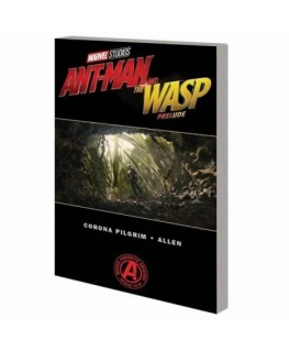 Marvel's Ant-Man and the Wasp Prelude (Marvel's Ant-Man and the Wasp Prelude (2018))
