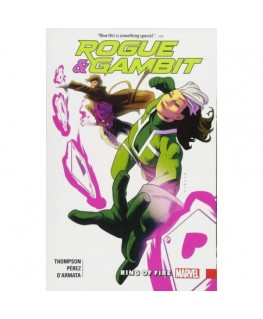 Rogue & Gambit: Ring of Fire