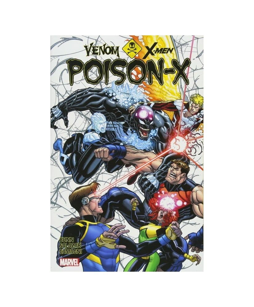 Venom & X-Men: Poison-X
