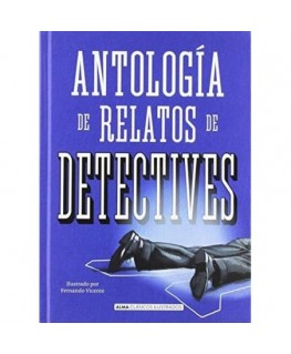 Antalogia relatos de detectives