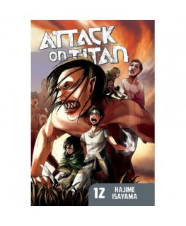 Attack on Titan 12