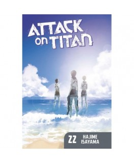 Attack on Titan 22