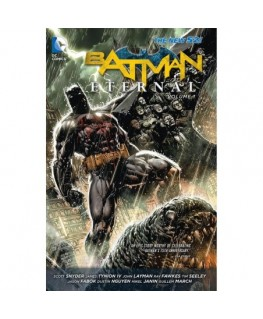 Batman Eternal Vol. 1 The New 52