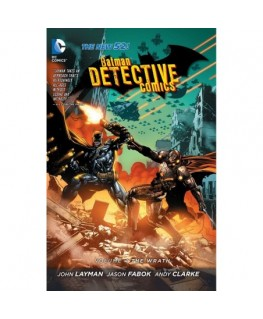 Batman Detective Comics Vol. 4 The Wrath The New 52