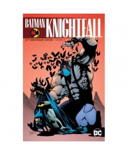 Batman Knightfall Vol. 2 25th Anniversary Edition