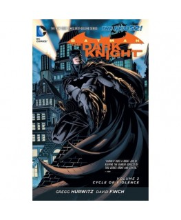 Batman The Dark Knight Vol. 2 Cycle of Violence The New 52