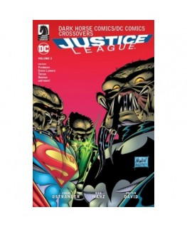 Dark Horse Comics/DC Comics Justice League Volume 2