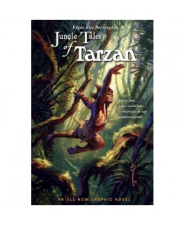 Edgar Rice Burroughs Jungle Tales of Tarzan