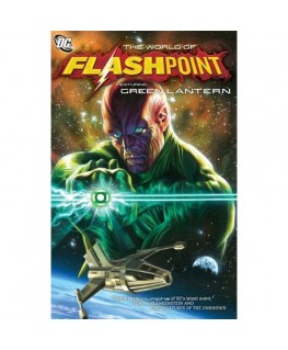 Flashpoint The World of Flashpoint Featuring Green Lantern
