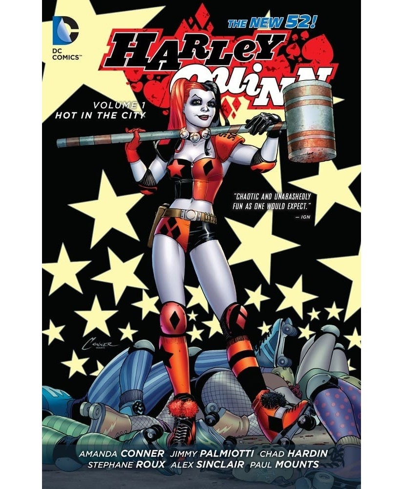 Harley Quinn Vol. 1 Hot in the City The New 52