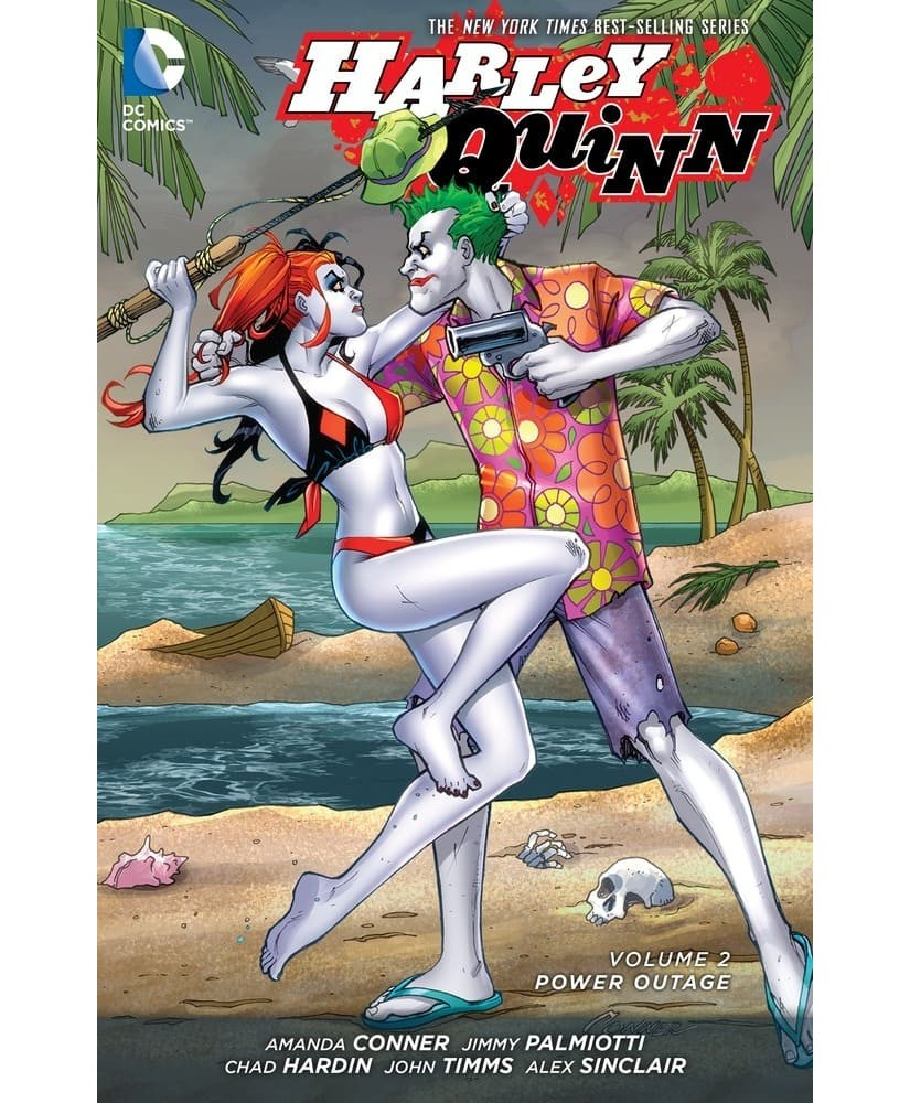 Harley Quinn Vol. 2 Power Outage The New 52