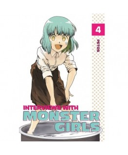 Interviews with Monster Girls 4