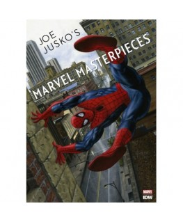 Joe Juskos Marvel Masterpieces