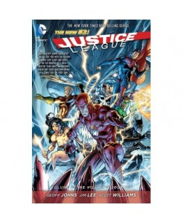 Justice League Vol. 2 The Villains Journey The New 52