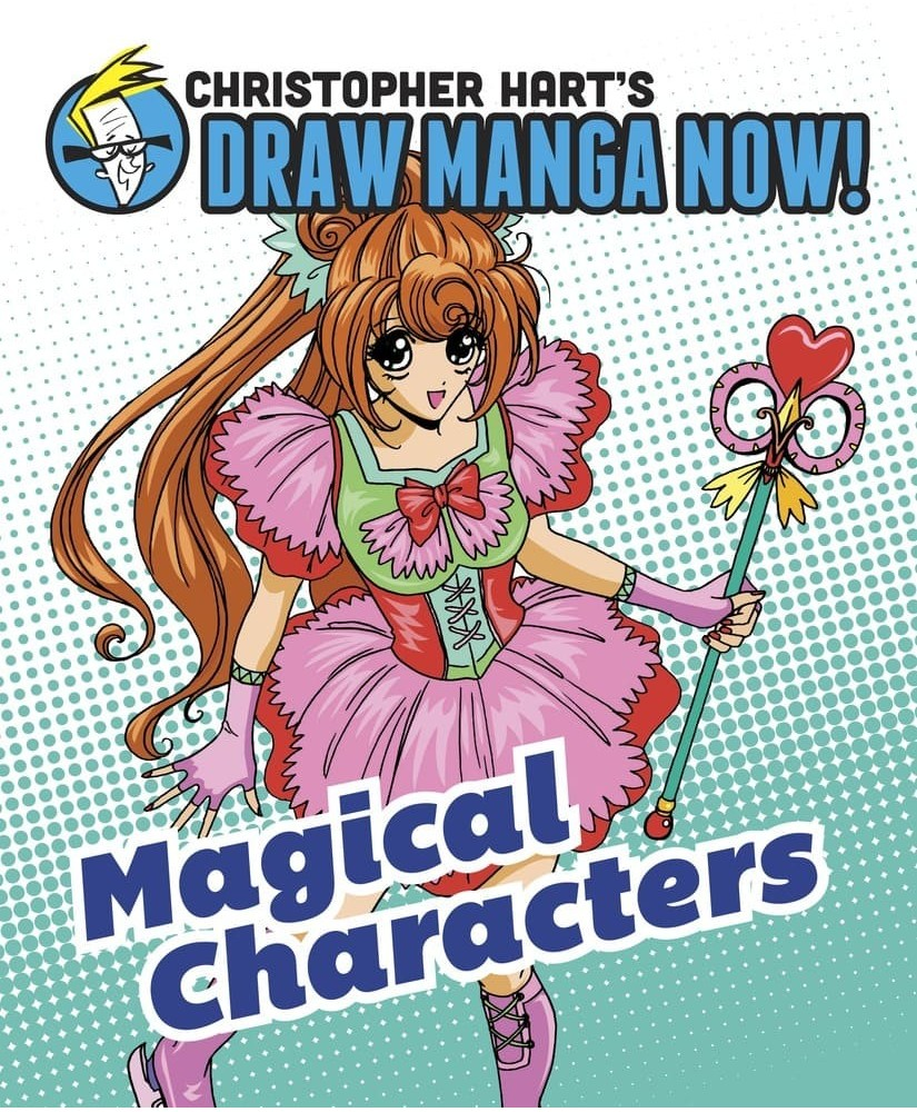 Magical Characters Christopher Harts Draw Manga Now