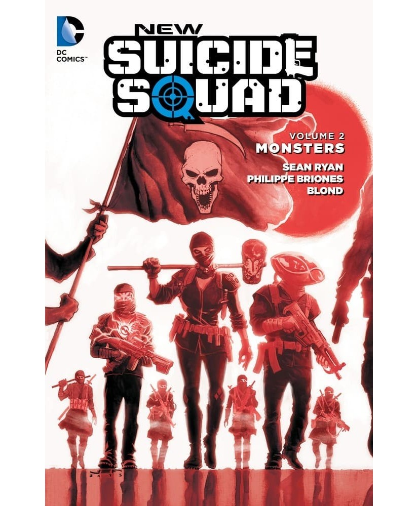 New Suicide Squad Vol. 2 Monsters
