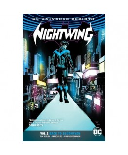 Nightwing Vol. 2 Back to Blüdhaven Rebirth