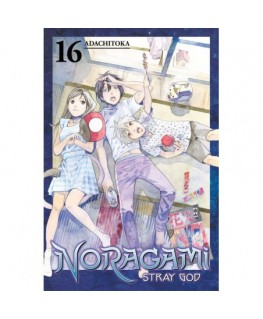 Noragami Stray God 16