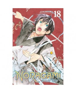 Noragami Stray God 18