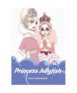 Princess Jellyfish 2
