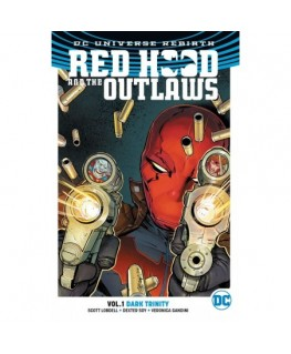 Red Hood and the Outlaws Vol. 1 Dark Trinity Rebirth