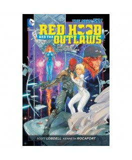 Red Hood and the Outlaws Vol. 2 The Starfire The New 52
