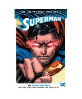 Superman Vol. 1 Son Of Superman Rebirth