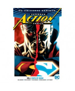 Superman Action Comics Vol. 1 Path Of Doom Rebirth