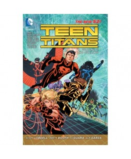 Teen Titans Vol. 2 The Culling The New 52