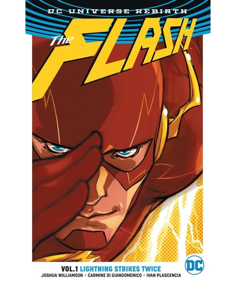 The Flash Vol. 1 Lightning Strikes Twice Rebirth