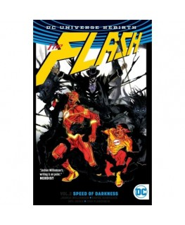 The Flash Vol. 2 Speed of Darkness Rebirth