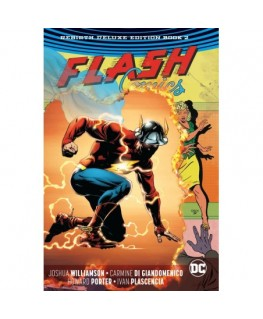 The Flash The Rebirth Deluxe Edition Book 2
