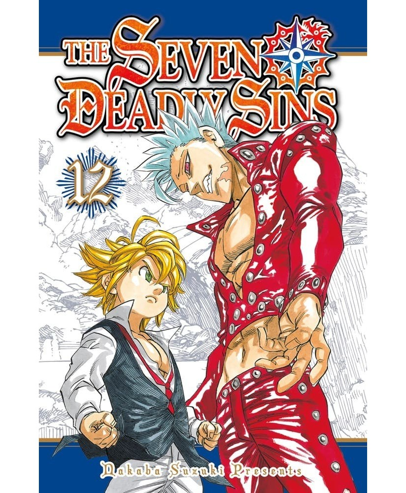 The Seven Deadly Sins 12