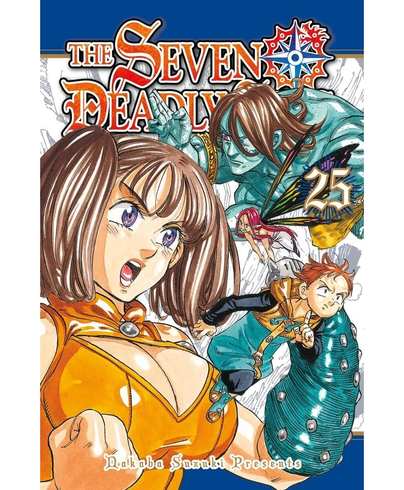 The Seven Deadly Sins 25