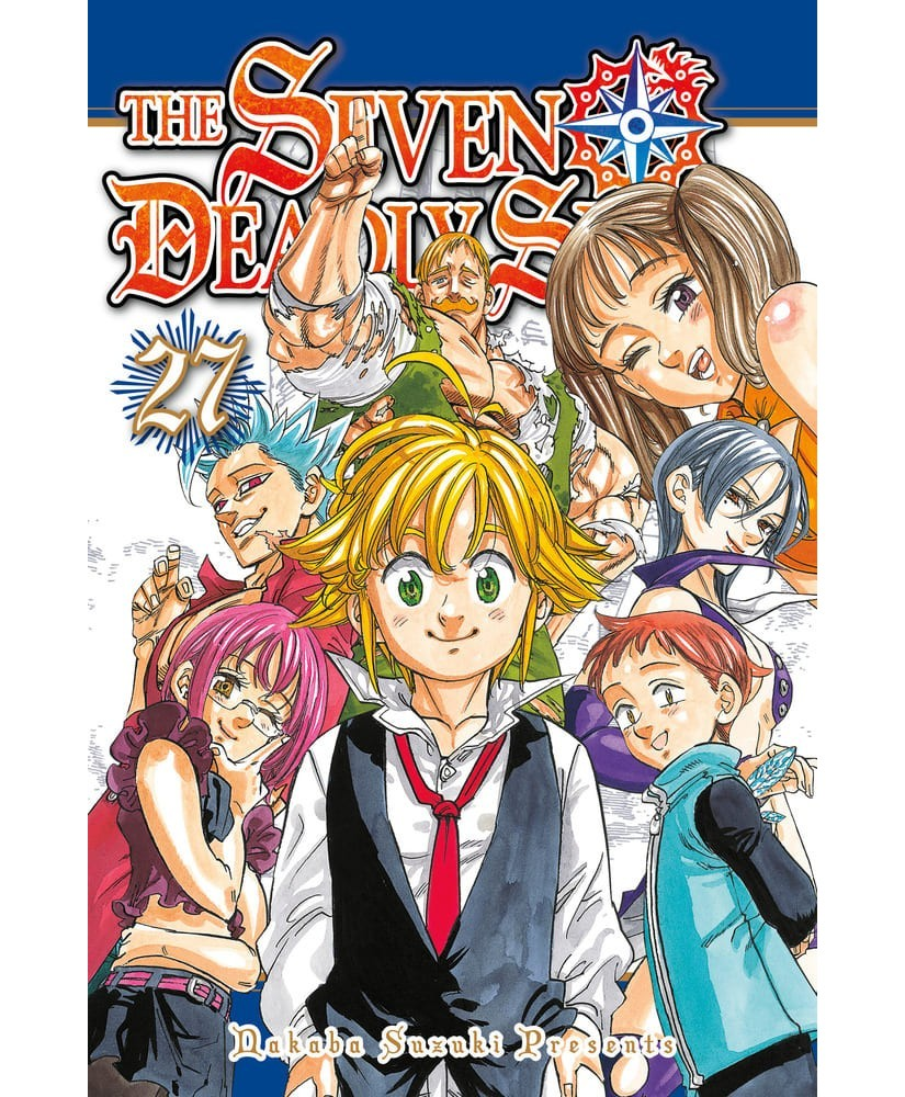 The Seven Deadly Sins 27