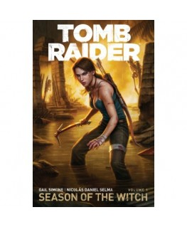Tomb Raider Volume 1  Season of the Witch
