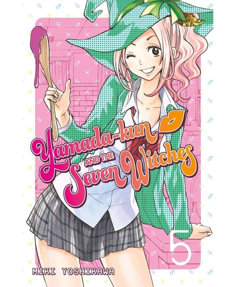 Yamadakun and the Seven Witches 5