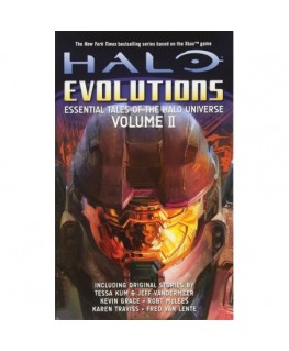 Halo: Evolutions: Volume 2: Essential Tales of the Halo Universe