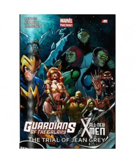 Guardians Of The Galaxy. All New X Men