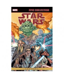 Star Wars Epic Collection: Rise Of The Sith Volume 1  Epic Collection: Star Wars