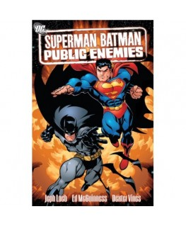 Superman Batman TP Vol 01 Public Enemies
