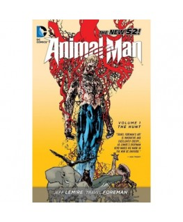 Animal Man Vol 01 The Hunt