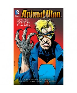 Animal Man Volume 4: Born to be Wild