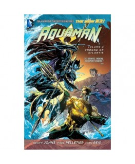 Aquaman Volume 3: Throne of Atlantis