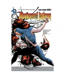 Animal Man Volume 4: Splinter Species
