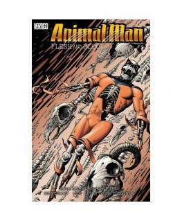 Animal Man Volume 6: Flesh and Blood