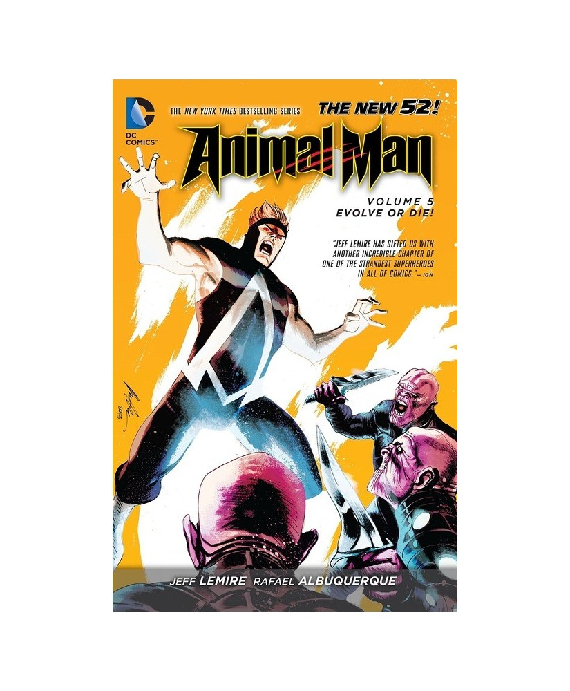 Animal Man Volume 5: Evolve or Die